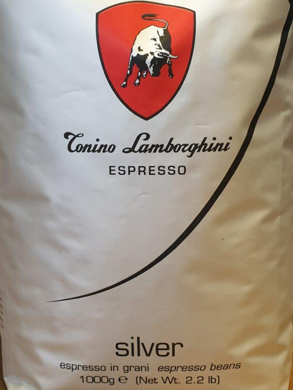 TONINO LAMBORGHINI Espresso Silver 1kg