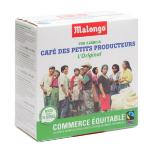 CAFÉ DES PETITS PRODUCTEURS 16 PODS